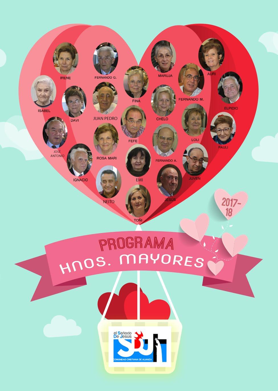 Corazón Sector Mayores