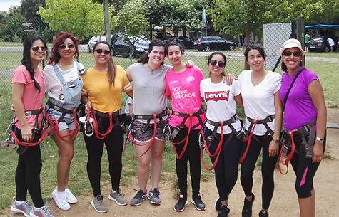 2018.07.20-22 - Actividad Chicos y Chica