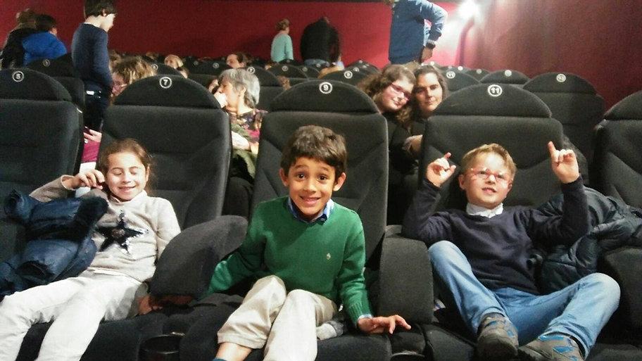 2017.04.1 - Tarde de Cine Ministerio de