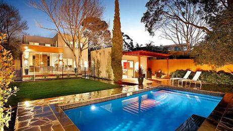 Viewbank Paving in Melbourne Victoria Brown-Pool-Kew