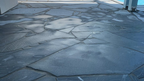 Viewbank Paving in Melbourne Victoria Random laid granite in Toorak