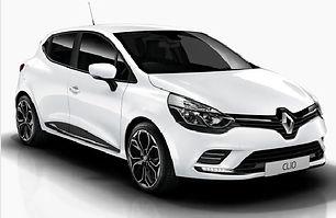Location Renault Clio Martinique