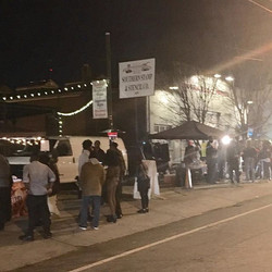 How late night #streetfood is done in #aTL come visit Every Fri & Sat 11P-4A #edgewood #eatsto4w
