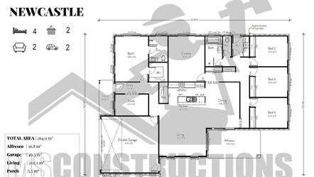 NEWCASTLE floorplan