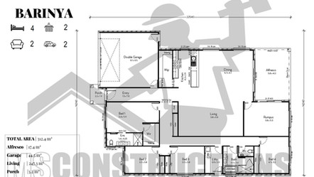 BARINYA floorplan