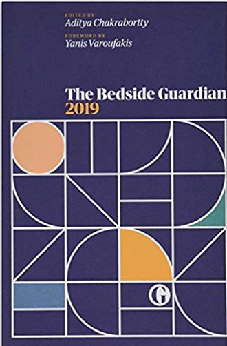 The Bedside Guardian2019, anthology, Paul Evans, nature writing, journalism