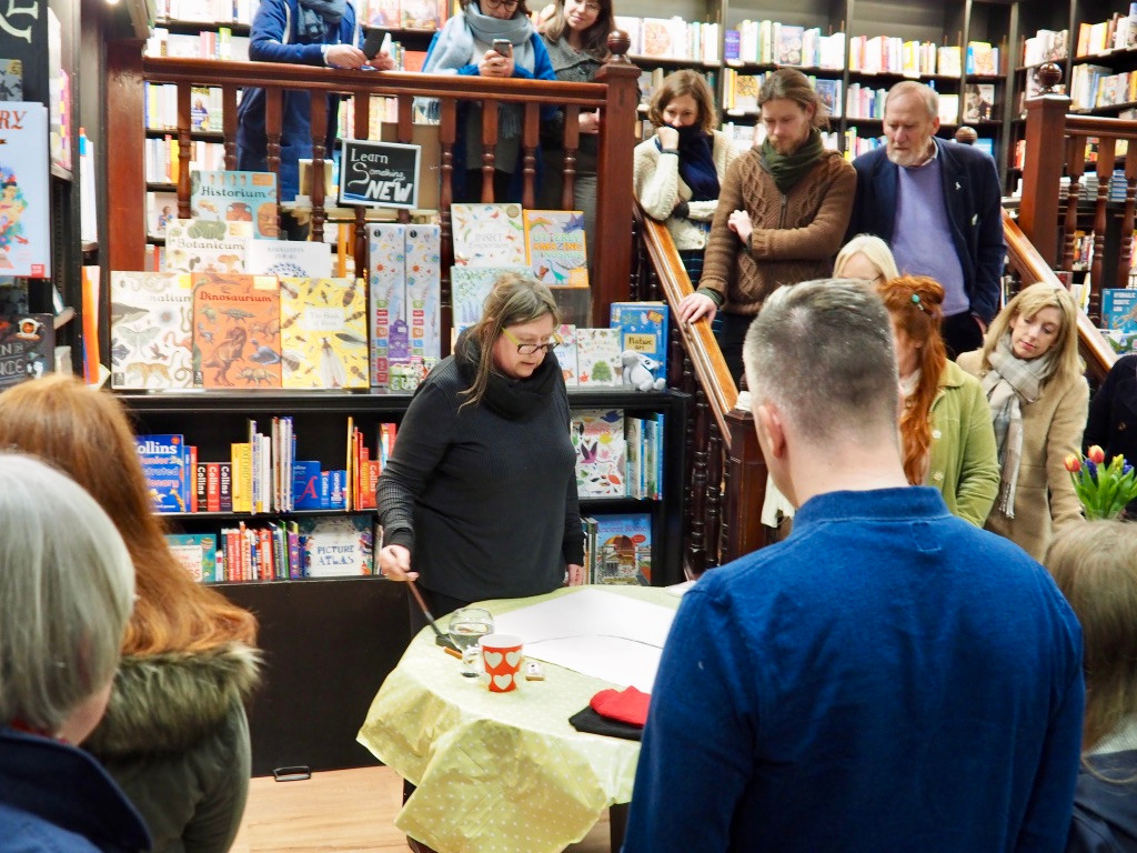 Springfest: Jackie Morris – The Lost Words Lancaster March 2018