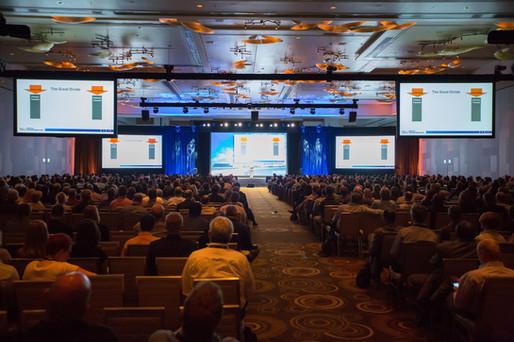 Tech Conference, Aria Las Vegas