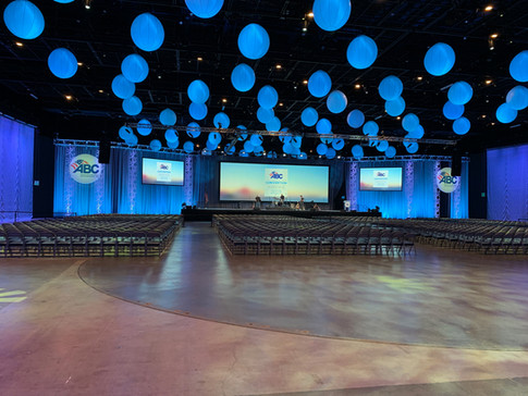 Long Beach Arena General Session