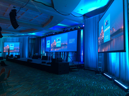 Long Beach Widescreen General Session