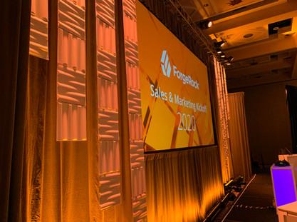 Sales Meeting and Awards, Lake Las Vegas, NV