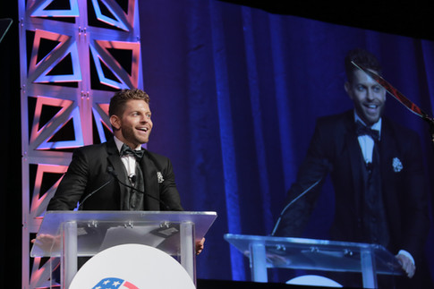 Celebrity Page's Jaymes Vaughan hosting 2019 Excellence in Constuction Awards