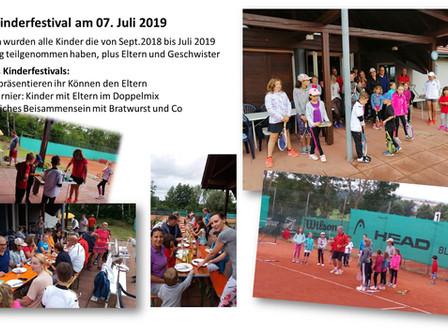 Impressionen vom Kinderfestival am 07.07.2019