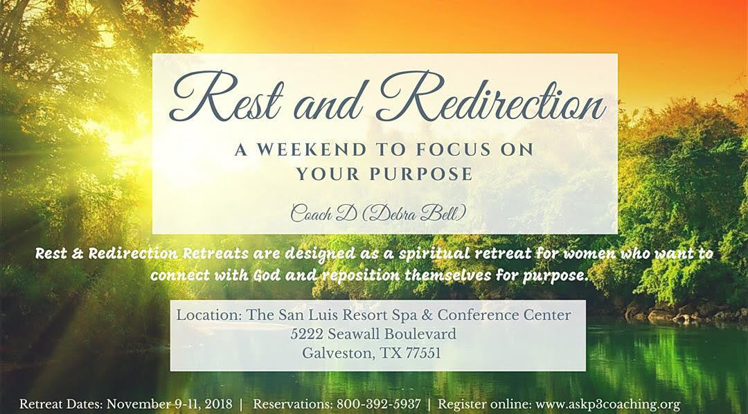 Rest & Redirection Retreat