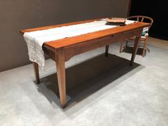 Highgate linen table runner £20