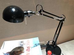 Desk lamp not for sale