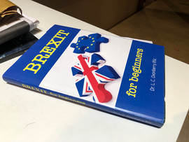 Fake Brexit book £1