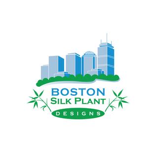 Boston Silk Plant Company Logo