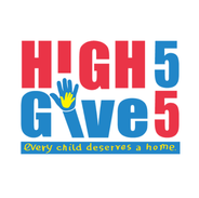 High 5 Give 5 Campaign logo