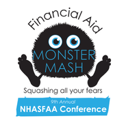 Financial Aid Monster Mash event logo