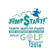 Jumpstart Golf Tournament 2016 event logo