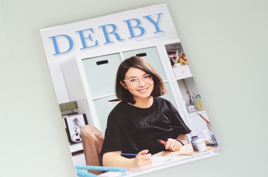 2018 Spring // Summer Derby Academy Magazine