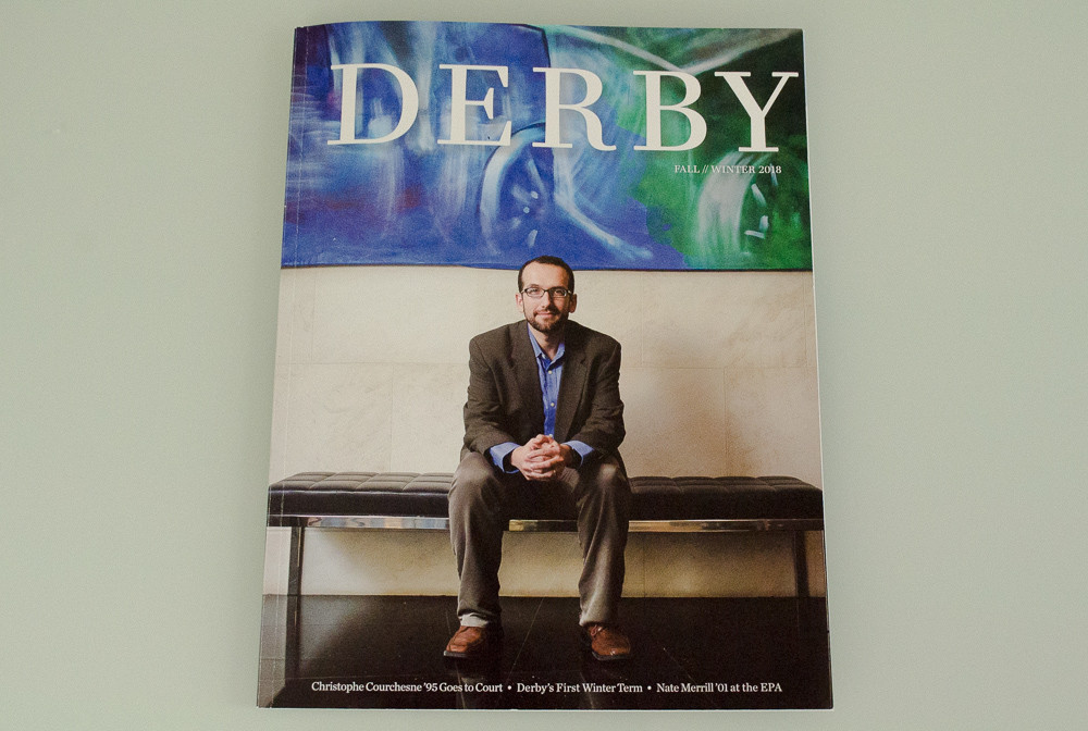 2018 Fall // Winter Derby Academy Magazine