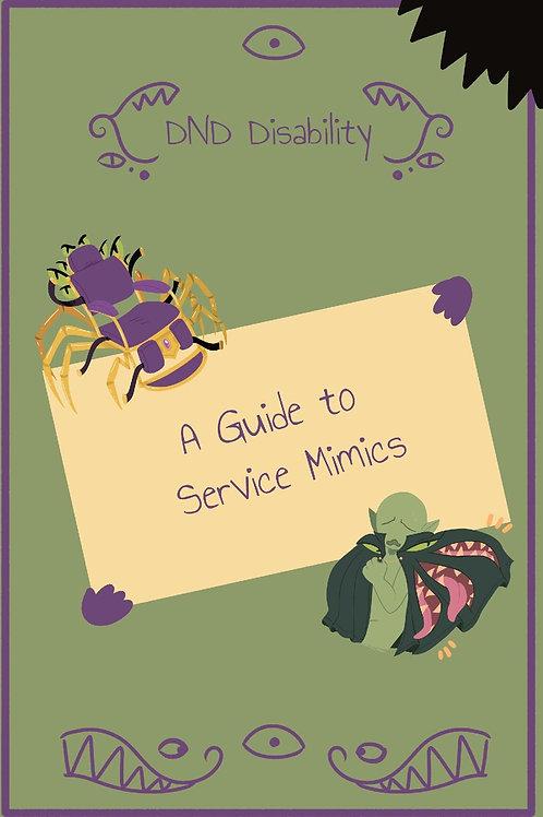 A Guide to Service Mimics (PDF)