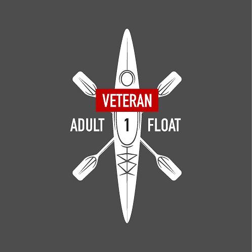Veteran Single Adult Float