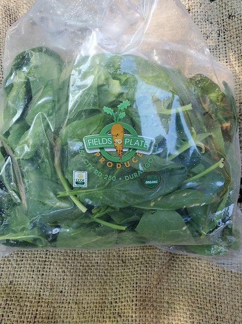 Spinach ( .5lb bag)