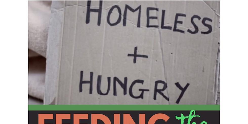 Feeding the Homeless in Boston!