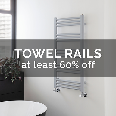Outlet Towel Rails