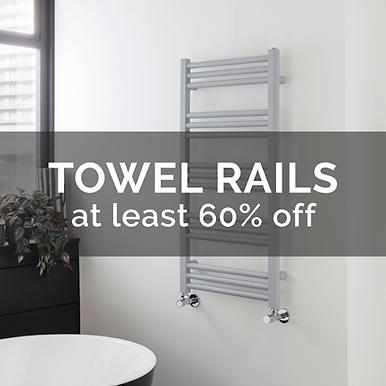 Outlet Towel Rails