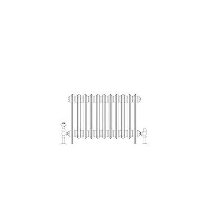 Ashdown 6 Column 485 x 688 (3531 BTU's)