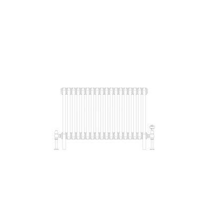 Cornel Graphex 4 Column 500 x 834 (4053 BTU's)
