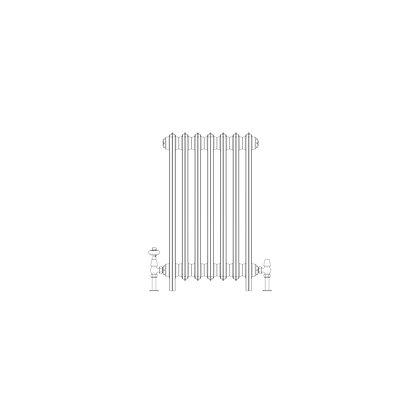 Ashdown 4 Column 760 x 448 (2415 BTU's)