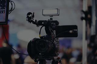 Video camera filming helpfull videos