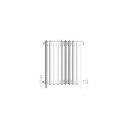 Ashdown 4 Column 760 x 628 (3450 BTU's)