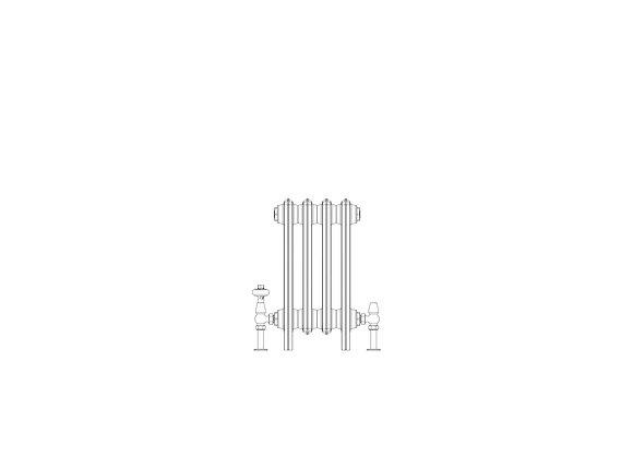 Ashdown 6 Column 485 x 268 (1284 BTU's)