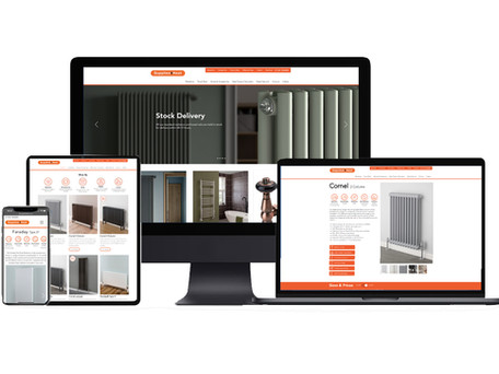 New website for Supplies4Heat