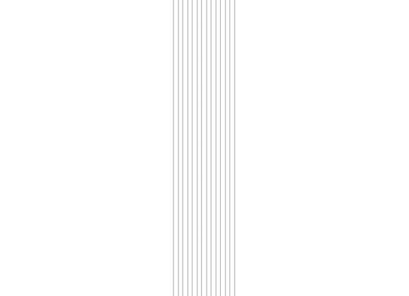 Cornel 2 Column 1800 x 339 (2962 BTU's)