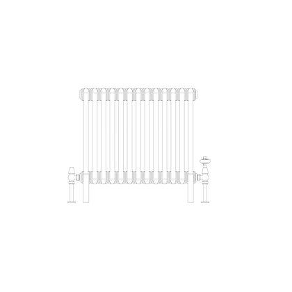 Cornel 2 Column 500 x 609 (1597 BTU's)