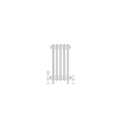 Ashdown 4 Column 660 x 328 (1485 BTU's)