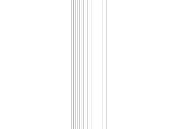 Cornel 2 Column 1800 x 429 (3808 BTU's)