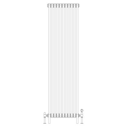 2 Column 1800 x 519 (4654 BTU's)