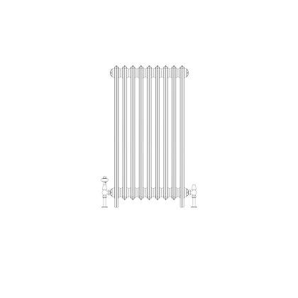 Ashdown 4 Column 960 x 568 (3843 BTU's)