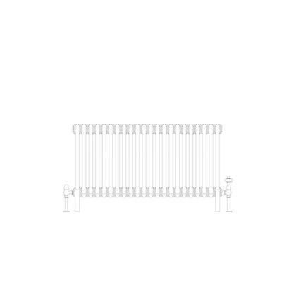 Cornel 4 Column 500 x 1014 (4954 BTU's)