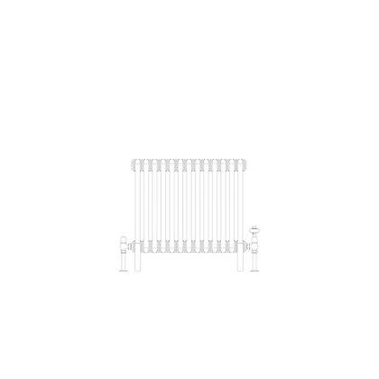 Cornel Graphex 4 Column 500 x 609 (2927 BTU's)