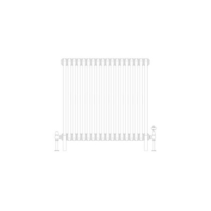 Cornel 3 Column 750 x 834 (4545 BTU's)