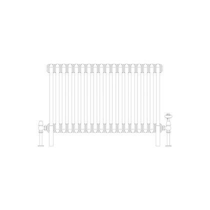 2 Column 500 x 834 (2211 BTU's)